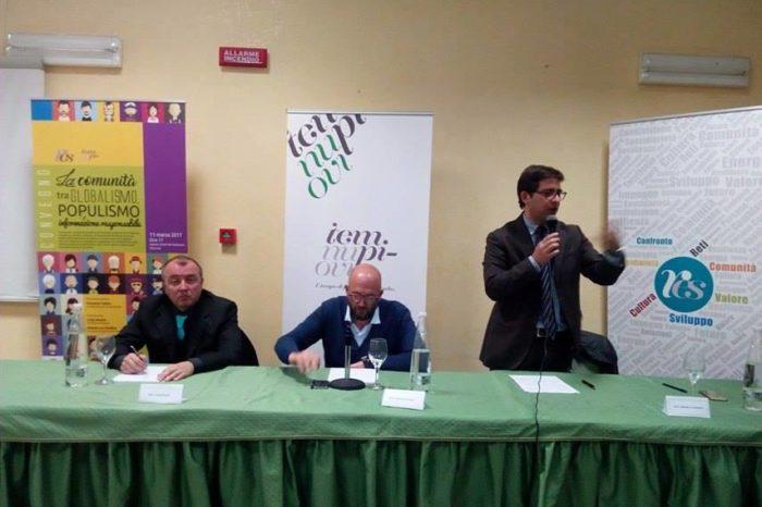 Grande successo per il convegno su Comunità, Globalismo e Populismo