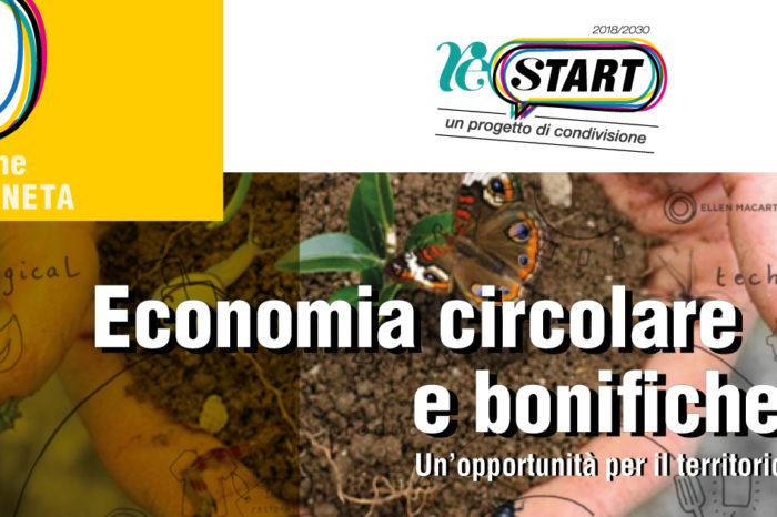 """Economia Circolare e Bonifiche, la """"P"""" di Pianeta ancora protagonista a Priolo Gargallo con ReStart"""