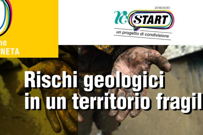 """ReStart, sabato 16 febbraio a Lentini per parlare di """"Rischi geologici in un territorio fragile"""""""