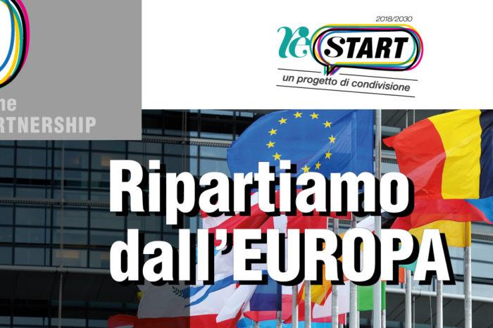 ReStart, giovedì 7 febbraio a Noto nuovo appuntamento per parlare di Europa