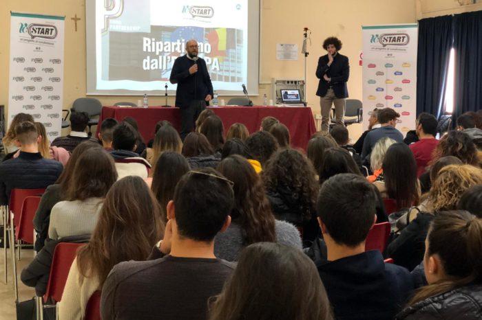 ReStart, a Noto i giovani protagonisti di una nuova idea di Europa - Partnership
