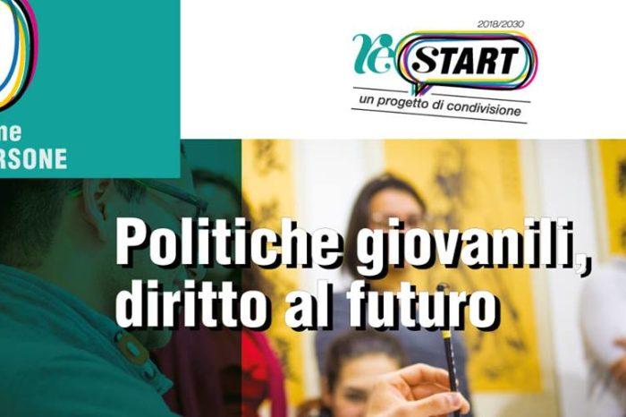 ReStart, sabato 9 a Rosolini il penultimo appuntamento dedicato alle Politiche Giovanili
