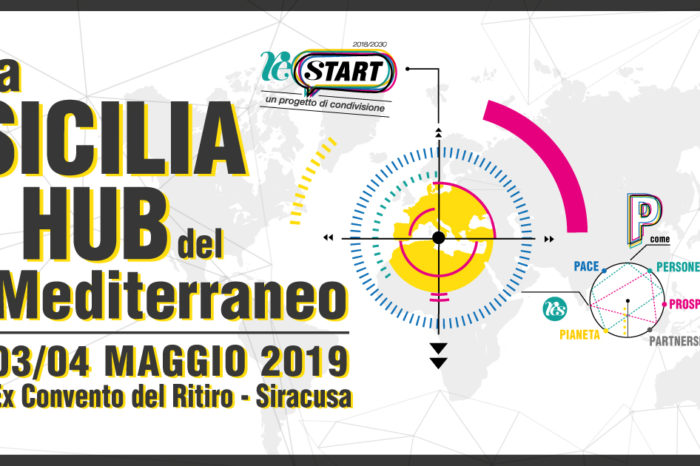 La Sicilia hub del Mediterraneo, il 3 e 4 maggio ultimo appuntamento ReStart