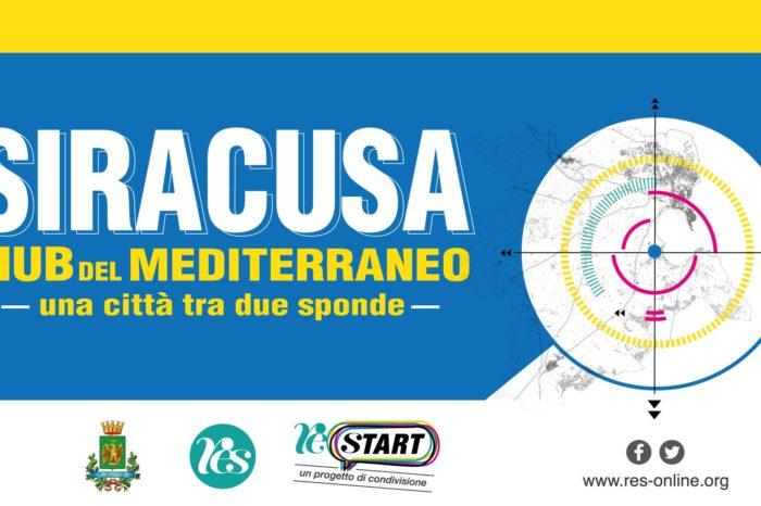 """Tutto pronto per """"Siracusa hub del Mediterraneo, una città tra due sponde"""", il 18 e 19 ottobre all'Antico Mercato di Ortigia incontri e dibattiti sul futuro della città"""